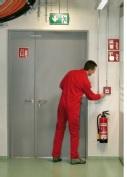 Corona-Pandemie: Brandschutz-Fachbetriebe führen weiterhin alle notwendigen Arbeiten durch.